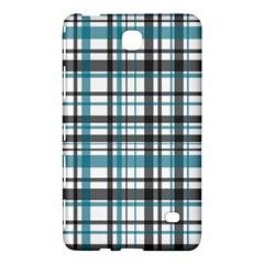 Plaid Pattern Samsung Galaxy Tab 4 (8 ) Hardshell Case  by Valentinaart