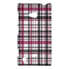 Plaid Pattern Nokia Lumia 720 by Valentinaart