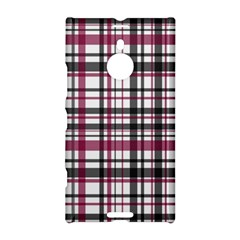 Plaid Pattern Nokia Lumia 1520 by Valentinaart