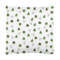 Cactus Pattern Standard Cushion Case (two Sides) by Valentinaart