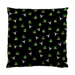 Cactus Pattern Standard Cushion Case (one Side) by Valentinaart