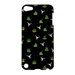 Cactus Pattern Apple Ipod Touch 5 Hardshell Case by Valentinaart