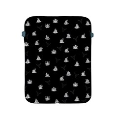 Cactus Pattern Apple Ipad 2/3/4 Protective Soft Cases by Valentinaart
