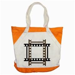 Frame Decorative Movie Cinema Accent Tote Bag