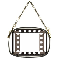 Frame Decorative Movie Cinema Chain Purses (one Side)