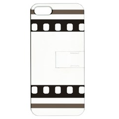 Frame Decorative Movie Cinema Apple Iphone 5 Hardshell Case With Stand by Nexatart