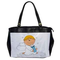 Angel Baby Bottle Cute Sweet Office Handbags