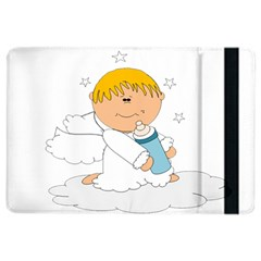 Angel Baby Bottle Cute Sweet Ipad Air 2 Flip