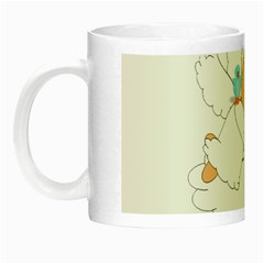 Sweet Dreams Angel Baby Cartoon Night Luminous Mugs
