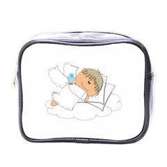 Sweet Dreams Angel Baby Cartoon Mini Toiletries Bags