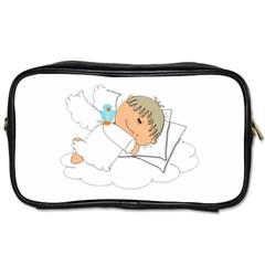 Sweet Dreams Angel Baby Cartoon Toiletries Bags