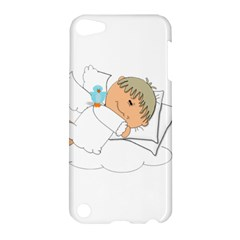 Sweet Dreams Angel Baby Cartoon Apple Ipod Touch 5 Hardshell Case