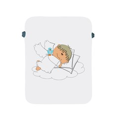 Sweet Dreams Angel Baby Cartoon Apple Ipad 2/3/4 Protective Soft Cases by Nexatart