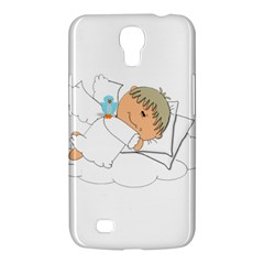 Sweet Dreams Angel Baby Cartoon Samsung Galaxy Mega 6 3  I9200 Hardshell Case by Nexatart