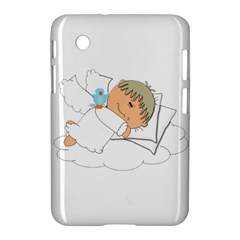 Sweet Dreams Angel Baby Cartoon Samsung Galaxy Tab 2 (7 ) P3100 Hardshell Case  by Nexatart