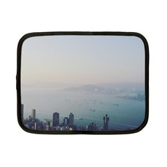 Hong Kong View Netbook Case (small)  by ansteybeta