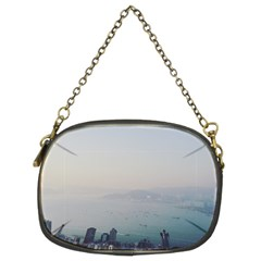 Hong Kong View Chain Purses (two Sides)  by ansteybeta