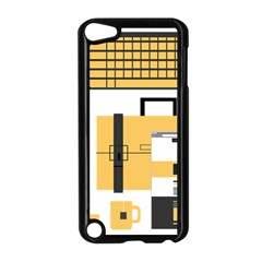 Web Design Mockup Web Developer Apple Ipod Touch 5 Case (black)