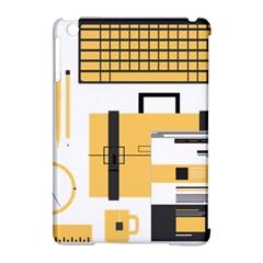 Web Design Mockup Web Developer Apple Ipad Mini Hardshell Case (compatible With Smart Cover)