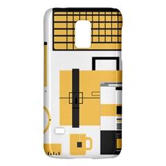 Web Design Mockup Web Developer Galaxy S5 Mini by Nexatart