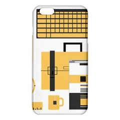 Web Design Mockup Web Developer Iphone 6 Plus/6s Plus Tpu Case by Nexatart