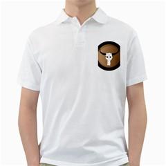 Logo The Cow Animals Golf Shirts