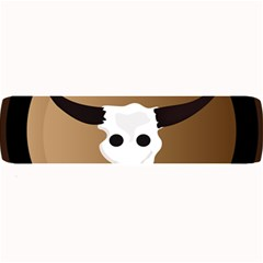 Logo The Cow Animals Large Bar Mats by Nexatart