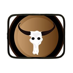 Logo The Cow Animals Netbook Case (small)