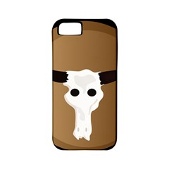 Logo The Cow Animals Apple Iphone 5 Classic Hardshell Case (pc+silicone)