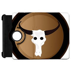Logo The Cow Animals Kindle Fire Hd 7  by Nexatart