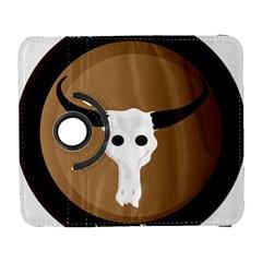 Logo The Cow Animals Galaxy S3 (flip/folio)