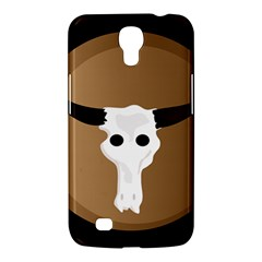 Logo The Cow Animals Samsung Galaxy Mega 6 3  I9200 Hardshell Case by Nexatart