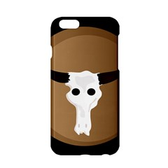 Logo The Cow Animals Apple Iphone 6/6s Hardshell Case by Nexatart