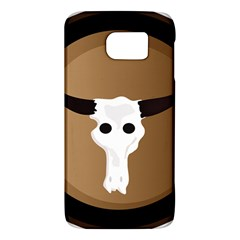 Logo The Cow Animals Galaxy S6 by Nexatart