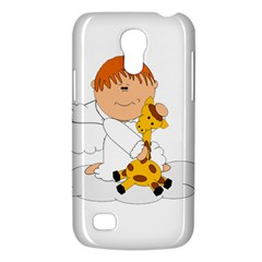 Pet Giraffe Angel Cute Boy Galaxy S4 Mini