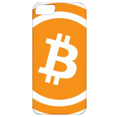 Bitcoin Cryptocurrency Currency Apple Iphone 5 Classic Hardshell Case by Nexatart