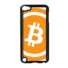Bitcoin Cryptocurrency Currency Apple Ipod Touch 5 Case (black) by Nexatart