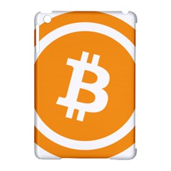 Bitcoin Cryptocurrency Currency Apple Ipad Mini Hardshell Case (compatible With Smart Cover) by Nexatart