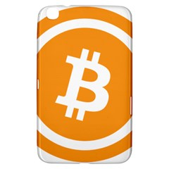 Bitcoin Cryptocurrency Currency Samsung Galaxy Tab 3 (8 ) T3100 Hardshell Case