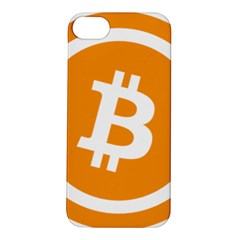 Bitcoin Cryptocurrency Currency Apple Iphone 5s/ Se Hardshell Case by Nexatart