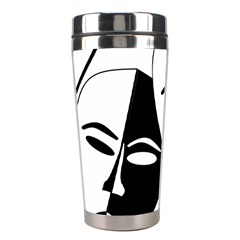 Theatermasken Masks Theater Happy Stainless Steel Travel Tumblers