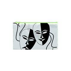 Theatermasken Masks Theater Happy Cosmetic Bag (xs)