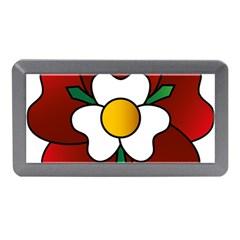 Flower Rose Glass Church Window Memory Card Reader (mini)