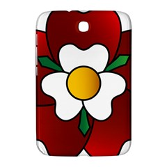 Flower Rose Glass Church Window Samsung Galaxy Note 8 0 N5100 Hardshell Case  by Nexatart