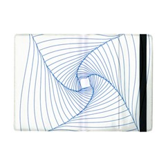 Spirograph Pattern Drawing Design Ipad Mini 2 Flip Cases