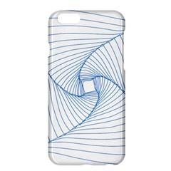 Spirograph Pattern Drawing Design Apple Iphone 6 Plus/6s Plus Hardshell Case