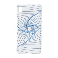 Spirograph Pattern Drawing Design Sony Xperia Z3+ by Nexatart