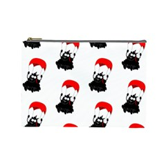Pattern Sheep Parachute Children Cosmetic Bag (large)