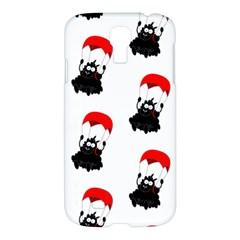 Pattern Sheep Parachute Children Samsung Galaxy S4 I9500/i9505 Hardshell Case by Nexatart
