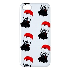 Pattern Sheep Parachute Children Iphone 5s/ Se Premium Hardshell Case by Nexatart